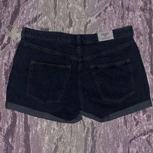 Regular Waist Shorts